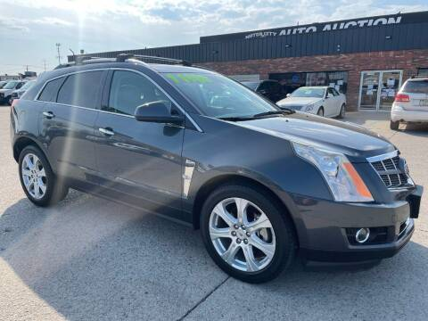2010 Cadillac SRX for sale at Motor City Auto Auction in Fraser MI