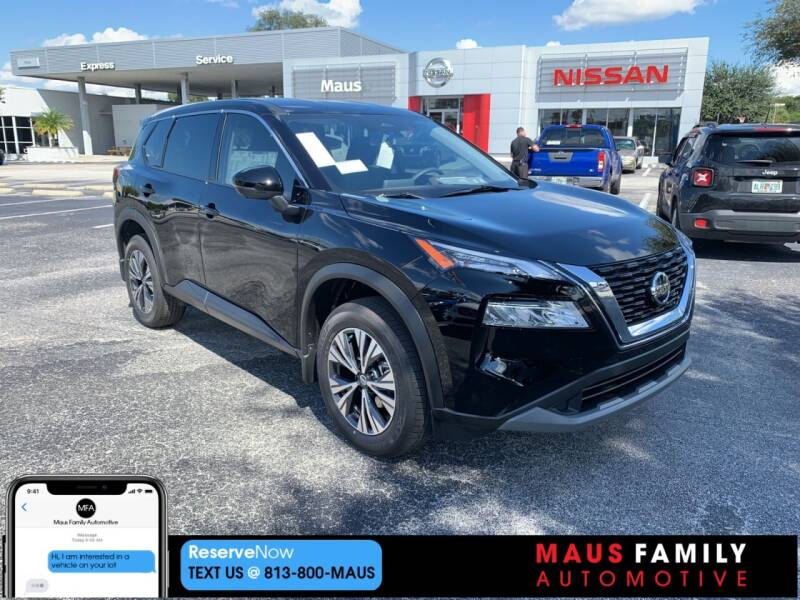 2021 Nissan Rogue for sale in Tampa, FL