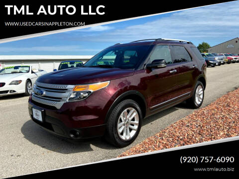 2011 Ford Explorer for sale at TML AUTO LLC in Appleton WI