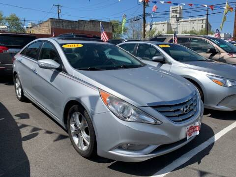 2011 Hyundai Sonata for sale at United Auto Sales of Newark in Newark NJ