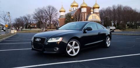 2010 Audi A5 for sale at Car Leaders NJ, LLC in Hasbrouck Heights NJ