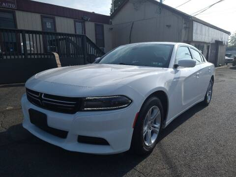 2016 Dodge Charger for sale at P J McCafferty Inc in Langhorne PA