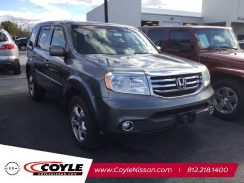 2012 Honda Pilot for sale at COYLE GM - COYLE NISSAN - Coyle Nissan in Clarksville IN