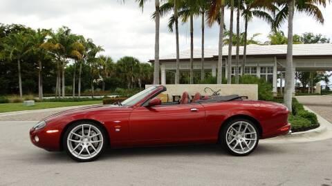 2004 Jaguar XKR for sale at Premier Luxury Cars in Oakland Park FL