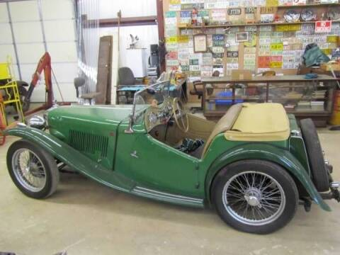 1948 MG TC for sale at Haggle Me Classics in Hobart IN