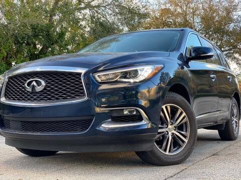 2017 Infiniti QX60 for sale at HIGH PERFORMANCE MOTORS in Hollywood FL