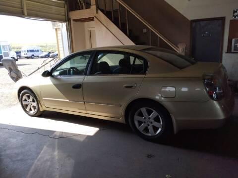 2003 Nissan Altima for sale at PYRAMID MOTORS - Pueblo Lot in Pueblo CO