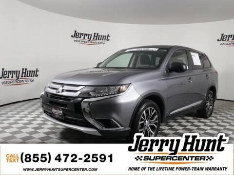2018 Mitsubishi Outlander for sale at Jerry Hunt Supercenter in Lexington NC