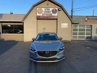 2018 Mazda MAZDA6 for sale at Utah Credit Approval Auto Sales in Murray UT