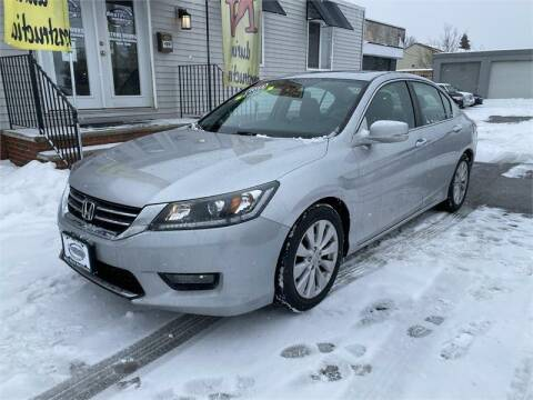 2014 Honda Accord for sale at Best Price Auto Sales in Methuen MA