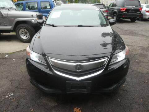2013 Acura ILX for sale at Wheels and Deals in Springfield MA