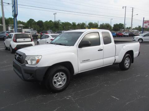 2015 Toyota Tacoma for sale at Blue Book Cars in Sanford FL