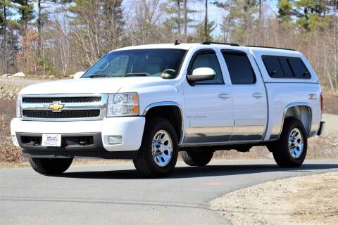 2007 Chevrolet Silverado 1500 for sale at Miers Motorsports in Hampstead NH