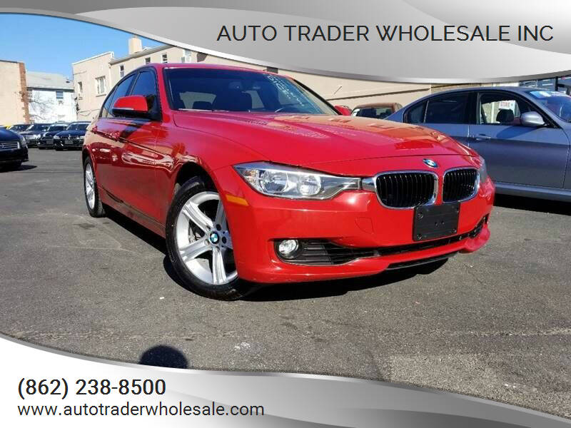 2013 BMW 3 Series for sale at Auto Trader Wholesale Inc in Saddle Brook NJ
