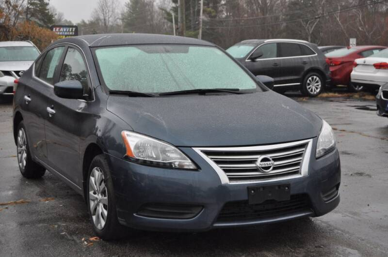 2014 Nissan Sentra for sale at Amati Auto Group in Hooksett NH