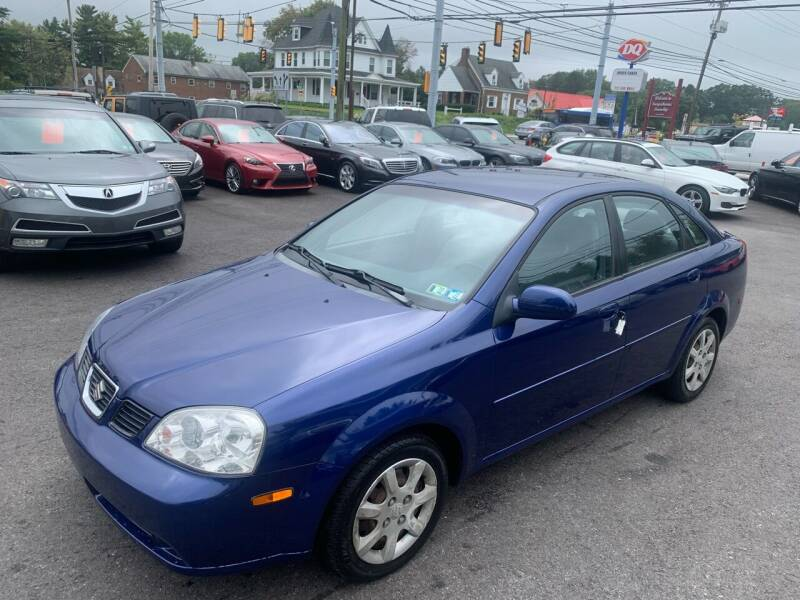 2004 Suzuki Forenza for sale at Masic Motors, Inc. in Harrisburg PA