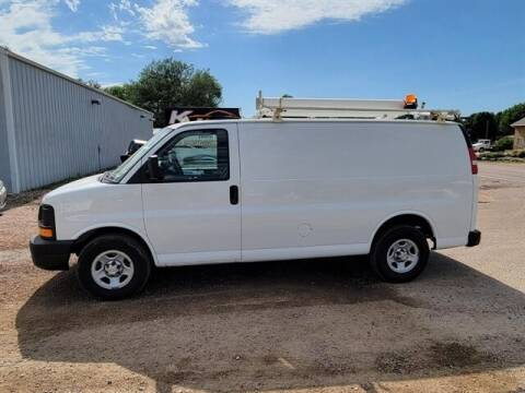 2005 Chevrolet Express Cargo for sale at KJ Automotive in Worthing SD