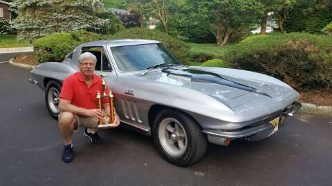 1966 Chevrolet Corvette for sale at Black Tie Classics in Stratford NJ