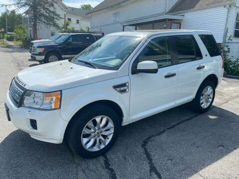 2011 Land Rover LR2 for sale at Amherst Street Auto in Manchester NH