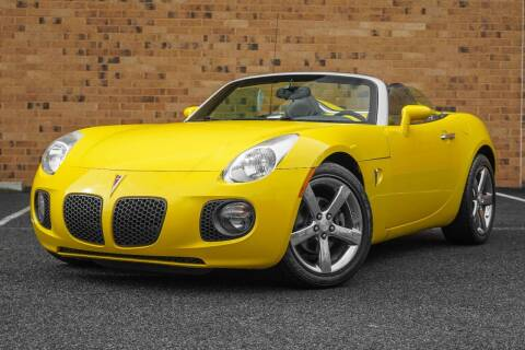 2008 Pontiac Solstice for sale at Vantage Auto Group - Vantage Auto Wholesale in Lodi NJ