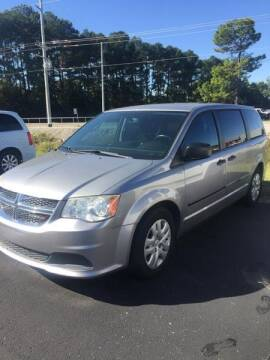 2014 Dodge Grand Caravan for sale at Auto Credit Xpress - Jonesboro in Jonesboro AR