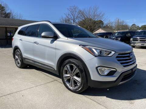 2015 Hyundai Santa Fe for sale at Auto Class in Alabaster AL
