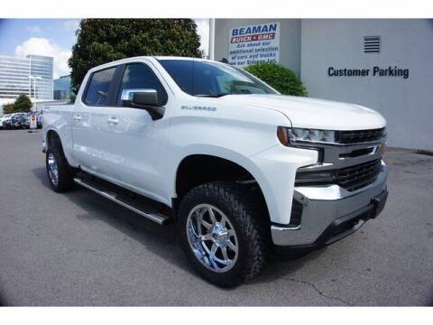 2019 Chevrolet Silverado 1500 for sale at BEAMAN TOYOTA in Nashville TN