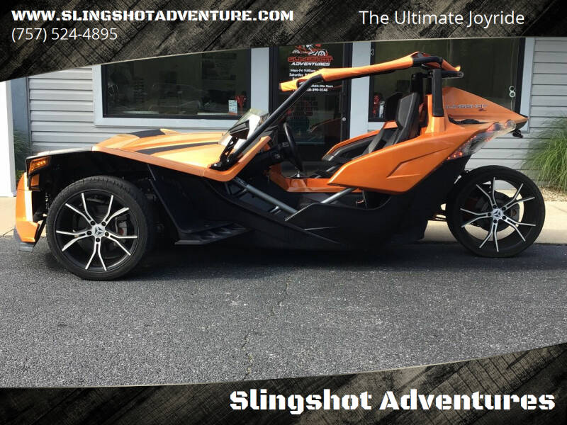 2015 Polaris Slingshot for sale at Slingshot Adventures in Virginia Beach VA