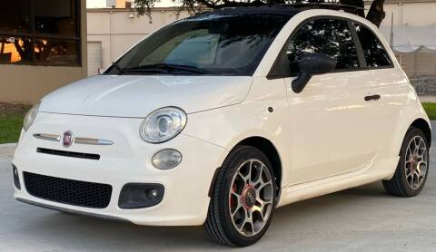 2012 FIAT 500 for sale at Mr Cars LLC in Houston TX