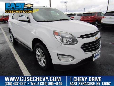 2017 Chevrolet Equinox for sale at East Syracuse Performance Sales & Service in Syracuse NY
