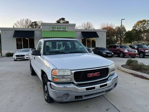 2007 GMC Sierra 1500 for sale at Cross Motor Group in Rock Hill SC