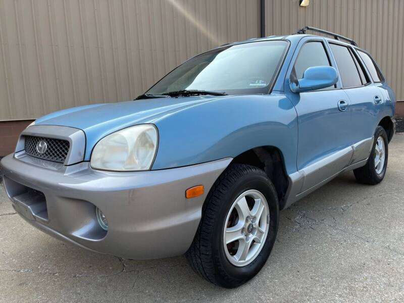 2003 Hyundai Santa Fe for sale at Prime Auto Sales in Uniontown OH