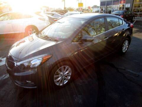 2015 Kia Forte for sale at American Auto Group Now in Maple Shade NJ