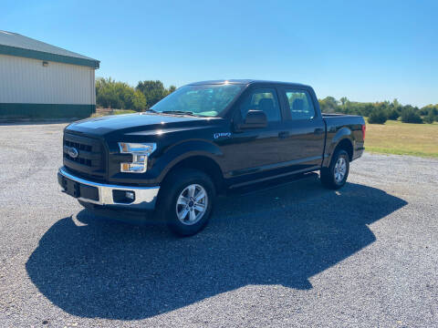 2017 Ford F-150 for sale at FAIRWAY AUTO SALES in Augusta KS