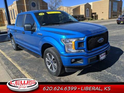 2019 Ford F-150 for sale at Lewis Chevrolet Buick of Liberal in Liberal KS
