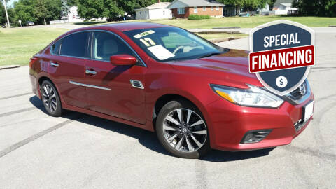 2017 Nissan Altima for sale at Magana Auto Sales Inc in Aurora IL