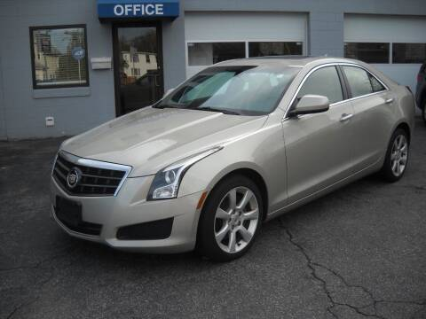 2013 Cadillac ATS for sale at Best Wheels Imports in Johnston RI