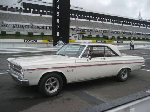1965 Plymouth Belvedere for sale at Neary's Auto Sales & Svc Inc in Scranton PA