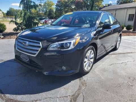 2017 Subaru Legacy for sale at GAHANNA AUTO SALES in Gahanna OH