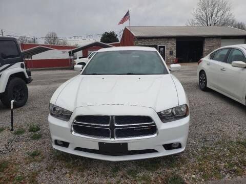 2014 Dodge Charger for sale at VAUGHN'S USED CARS in Guin AL