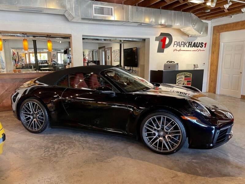 2021 Porsche 911 for sale at PARKHAUS1 in Miami FL