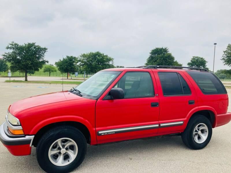 2000 Chevrolet Blazer for sale in San Antonio, TX