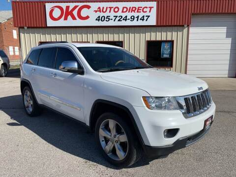 2013 Jeep Grand Cherokee for sale at OKC Auto Direct in Oklahoma City OK