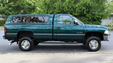 1995 Dodge Ram for sale at Classic Car Deals in Cadillac MI