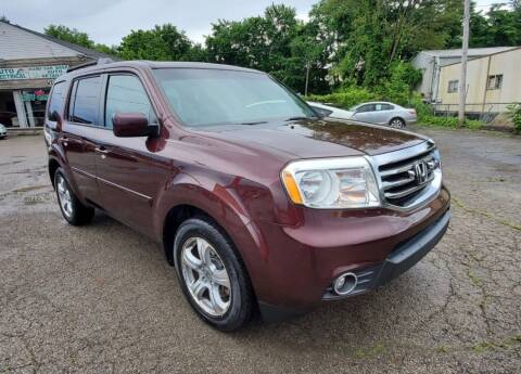 2012 Honda Pilot for sale at Nile Auto in Columbus OH