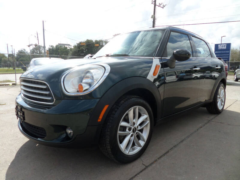 2014 MINI Countryman for sale at West End Motors Inc in Houston TX