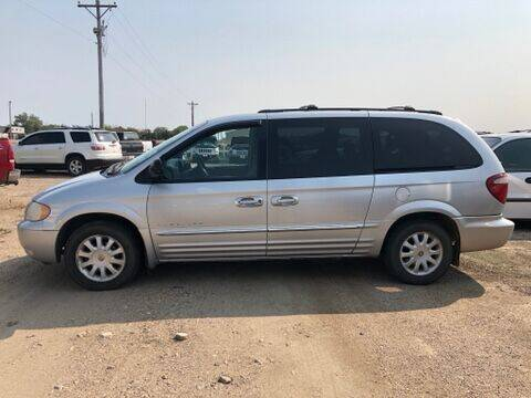 2001 Chrysler Town and Country for sale at TnT Auto Plex in Platte SD