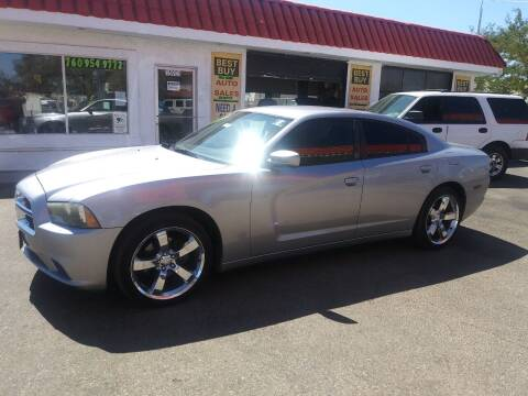 2011 Dodge Charger for sale at Best Buy Auto Sales in Hesperia CA