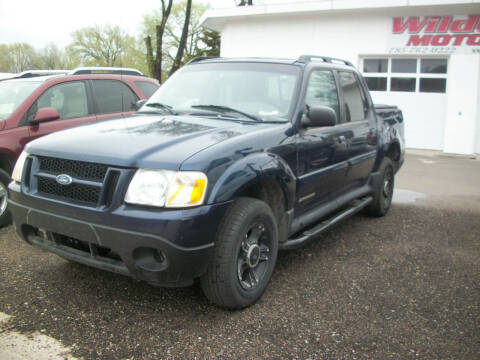 2002 Ford Explorer Sport Trac for sale at Wildcat Motors - Main Branch in Junction City KS