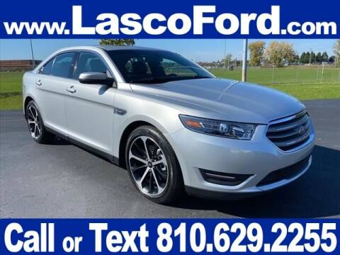 2016 Ford Taurus for sale at Lasco of Grand Blanc in Grand Blanc MI